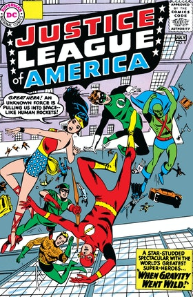 Justice League of America (1960-) #5