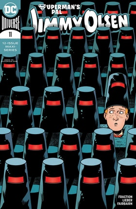 Superman's Pal Jimmy Olsen (2019-2020) #11