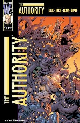 The Authority (1999-) #10