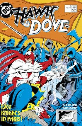 Hawk & Dove (1989-) #6