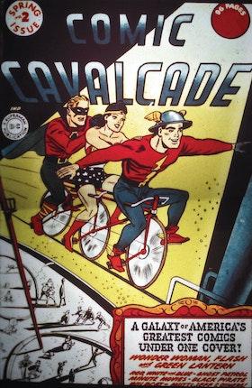 Comic Cavalcade #2