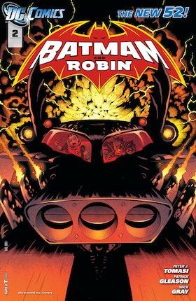 Batman and Robin (2011-) #2