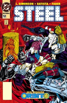 Steel (1994-) #12