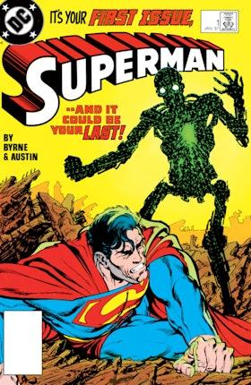 Superman (1986-) #1