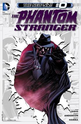 Phantom Stranger (2012-) #0