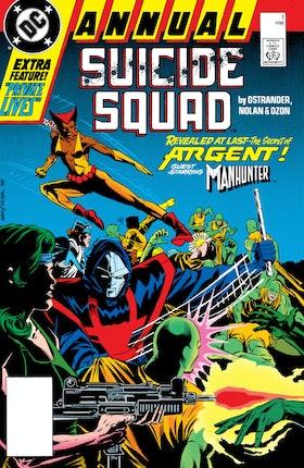 Suicide Squad Annual (1988-) #1