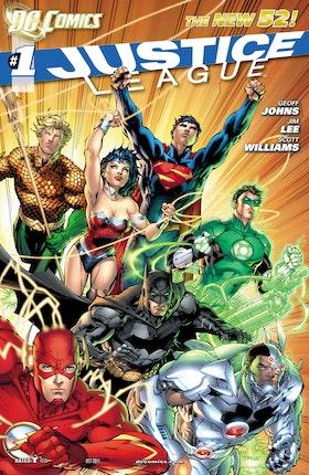 Justice League (2011-) #1