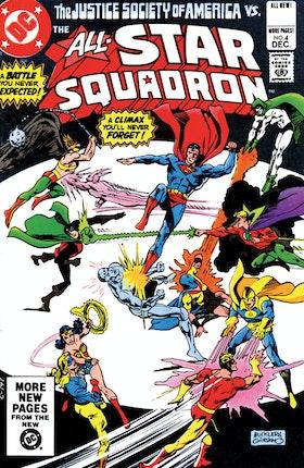 All-Star Squadron #4