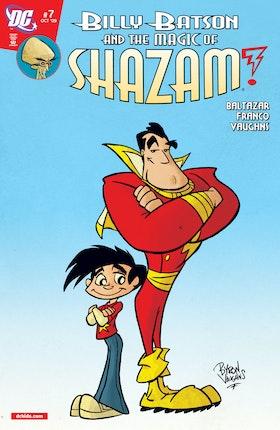 Billy Batson & the Magic of Shazam! #7