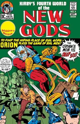 The New Gods #4