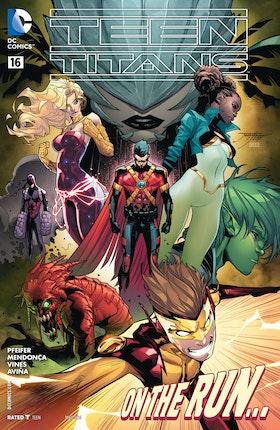 Teen Titans (2014-) #16