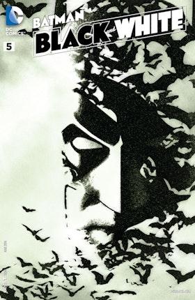 Batman Black and White (2013-) #5