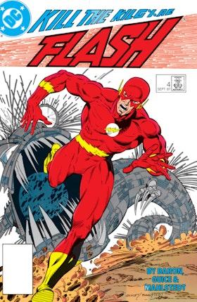 The Flash (1987-2008) #4