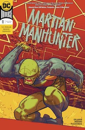 Martian Manhunter (2018-2020) #11