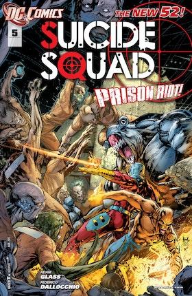 Suicide Squad (2011-) #5