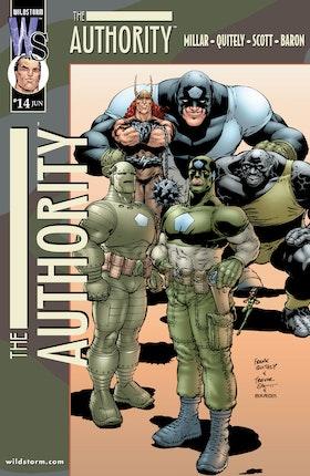 The Authority (1999-) #14