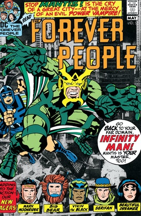 The Forever People #2