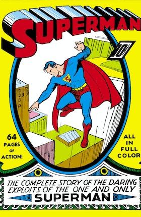 Superman (1939-) #1