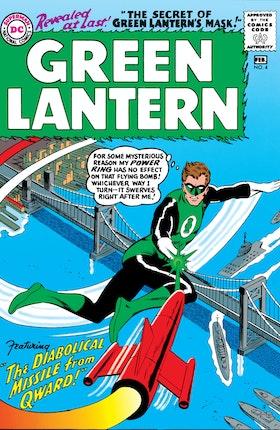 Green Lantern (1960-) #4