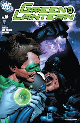 Green Lantern (2005-) #9