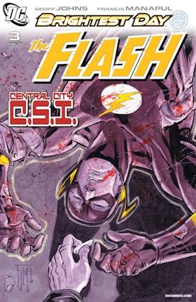 Flash (2010-) #3