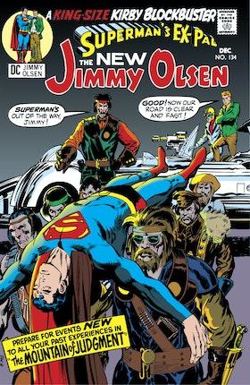 Superman's Pal, Jimmy Olsen #134