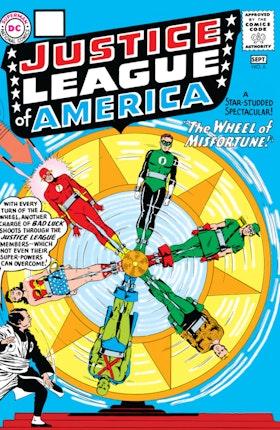 Justice League of America (1960-) #6