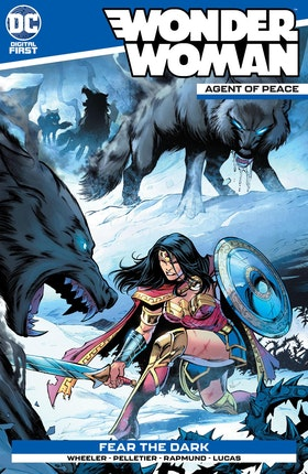 Wonder Woman: Agent of Peace #16
