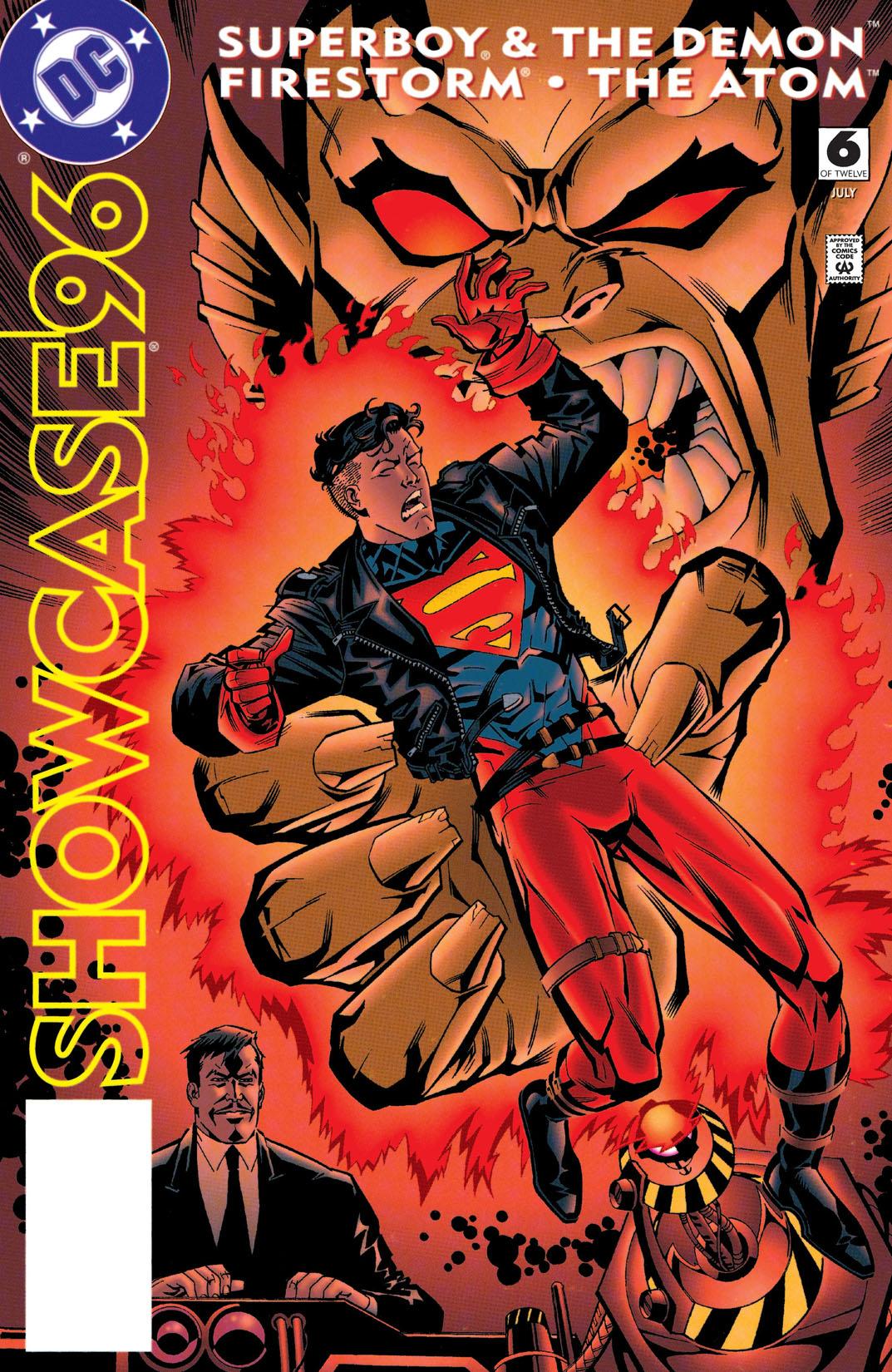 1st Birds of Prey DC 1996 2 copies available Showcase /'96 #3 CGC 9.6
