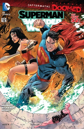 Superman/Wonder Woman #12