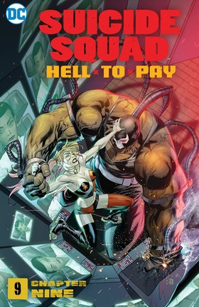 Suicide Squad: Hell to Pay #9