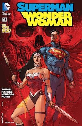 Superman/Wonder Woman #13