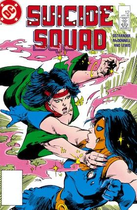 Suicide Squad (1987-) #12