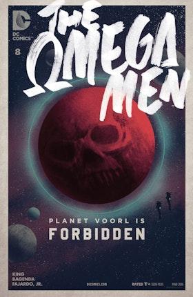 The Omega Men (2015-) #8