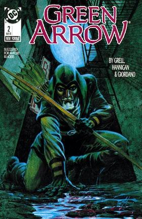 Green Arrow (1987-) #2