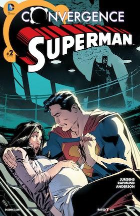 Convergence: Superman #2
