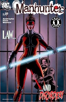 Manhunter (2004-) #20