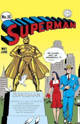 Superman (1939-1986) #16
