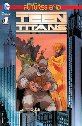 Teen Titans: Futures End (2014-) #1