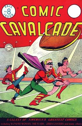 Comic Cavalcade #8