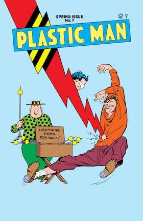 Plastic Man (1943-) #7
