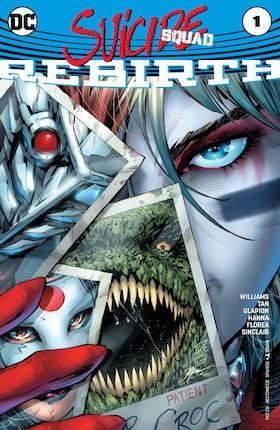 Suicide Squad: Rebirth (2016-) #1