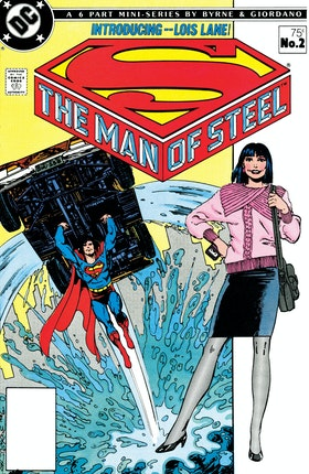 The Man of Steel #2