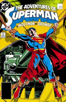Adventures of Superman (1987-2006) #425