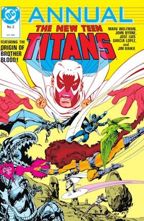 The New Teen Titans Annual #2