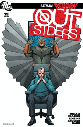 The Outsiders (2009-) #19