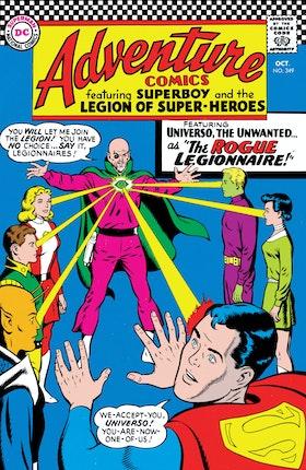 Adventure Comics (1938-) #349