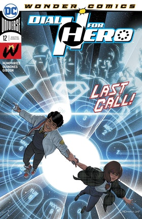Dial H for Hero (2019-2020) #12