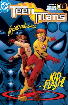 Teen Titans (2003-) #5