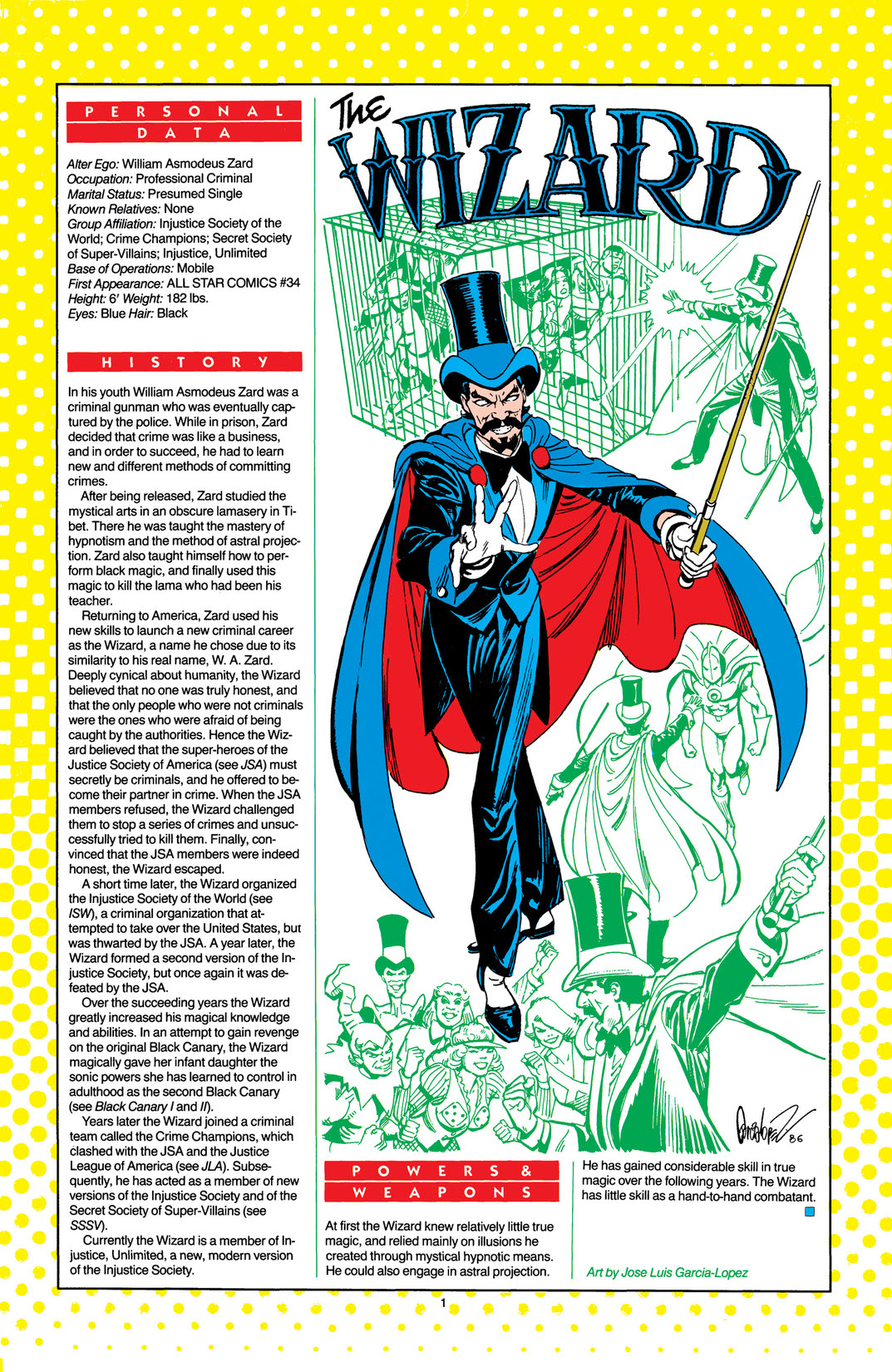 Read Who's Who: The Definitive Directory of the DC Universe